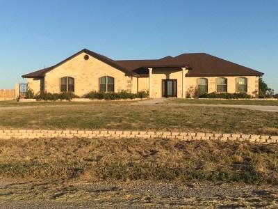 Brackettville, Del Rio, Comstock Single Family Home ACTIVE: 114 Gabriella's Way
