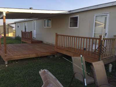 Brackettville, Del Rio, Comstock Mobile/Manufactured ACTIVE: 1418 Sundance Kid Trail