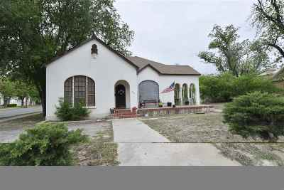 Brackettville, Del Rio, Comstock Single Family Home ACTIVE: 500 E Losoya