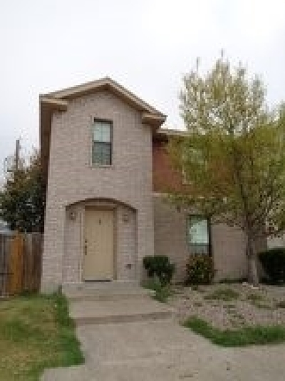 Brackettville, Del Rio, Comstock Rental For Rent: 109 Ramon Cardenas A - Rental