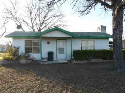 Brackettville, Del Rio, Comstock Single Family Home ACTIVE: 171 & 183 Gaila Lane