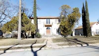 Brackettville, Del Rio, Comstock Single Family Home ACTIVE: 504 Spring Street