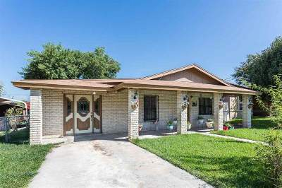 Brackettville, Del Rio, Comstock Single Family Home UNDER CONTRACT-OPTION: 402 E Morin