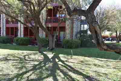 Brackettville Condo/Townhouse ACTIVE: 951 Fairway Circle # 1101