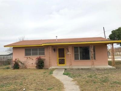 Brackettville, Del Rio, Comstock Single Family Home NEW: 508 Ave R