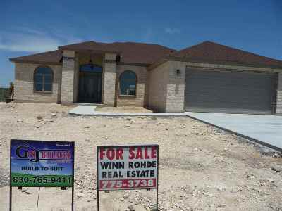 Single Family Home ACTIVE: 128 Red Cloud Trail