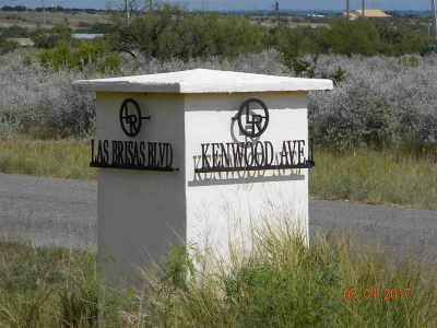 Brackettville, Del Rio, Comstock Residential Lots & Land ACTIVE: Lot 24 Kenwood Ave
