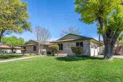 Brackettville, Del Rio, Comstock Single Family Home UNDER CONTRACT-OPTION: 417 Canyon Creek