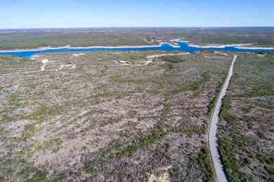Brackettville, Del Rio, Comstock Residential Lots & Land ACTIVE: 117 Palomino Road