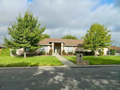 Del Rio Single Family Home NEW: 115 Warbonnet Trl
