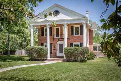 Brackettville, Del Rio, Comstock Single Family Home NEW: 118 Hudson