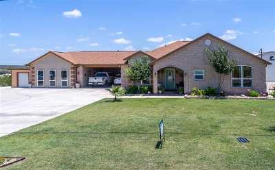 Del Rio Single Family Home NEW: 2403 San Pedro Dr.