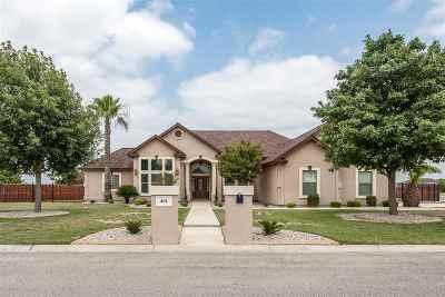 Del Rio Single Family Home ACTIVE: 401 Ceniza Ridge Drive