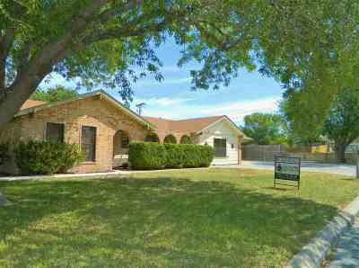 Brackettville, Del Rio, Comstock Single Family Home UNDER CONTRACT-OPTION: 130 Meandering Way