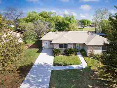 Brackettville, Del Rio, Comstock Single Family Home ACTIVE: 125 Edward Street