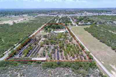 Brackettville, Del Rio, Comstock Residential Lots & Land ACTIVE: 503 Lausen Road