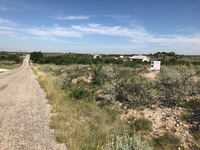 Brackettville, Del Rio, Comstock Residential Lots & Land ACTIVE: Cherokee Trail Lot 15 Block 2