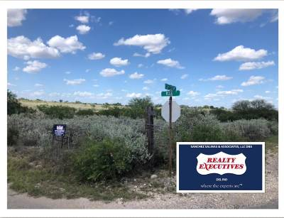 Brackettville, Del Rio, Comstock Residential Lots & Land ACTIVE: 1 Fury Creek Trail