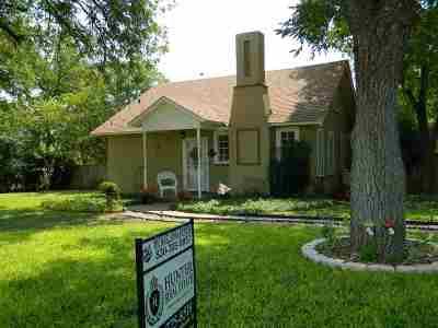 Del Rio Single Family Home NEW: 203 Central