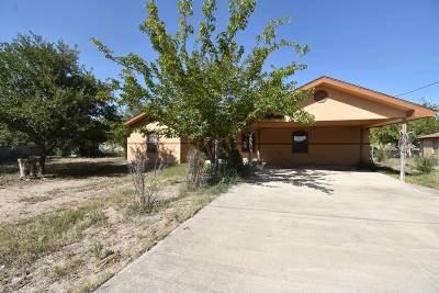 Del Rio Single Family Home NEW: 361 Wendy St.