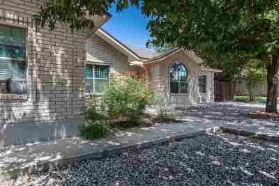 Del Rio Single Family Home NEW: 116 Tepee Trl