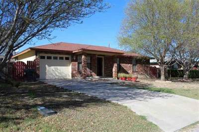 Del Rio Single Family Home ACTIVE: 507 W 15th Street