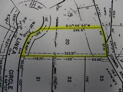 Brackettville, Del Rio, Comstock Residential Lots & Land ACTIVE: Lot 20, Blk 3 La Caleta, Linea Circle