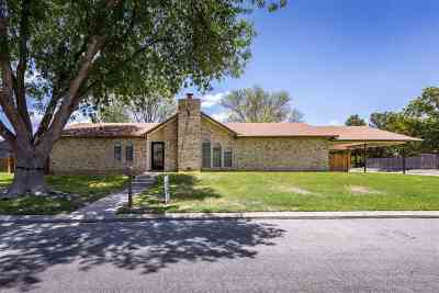 Brackettville, Del Rio, Comstock Single Family Home ACTIVE: 115 Tenderfoot Trail