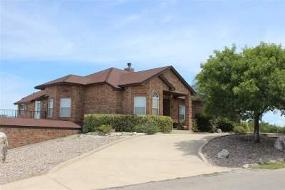 Single Family Home NEW: 100 La Paloma Drive