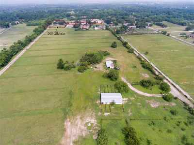 Brackettville, Del Rio, Comstock Residential Lots & Land ACTIVE: 505 Gilchrist Lane/Farm
