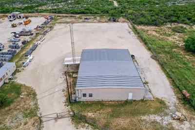 Brackettville, Comstock, Del Rio Commercial UNDER CONTRACT-OPTION: 6499 W Us Highway 90