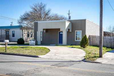 Del Rio Single Family Home NEW: 904 W Cantu