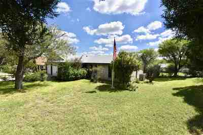 Del Rio Single Family Home NEW: 112 King Richards Place