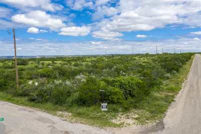 Brackettville, Del Rio, Comstock Residential Lots & Land ACTIVE: 80 Sanders Point Road