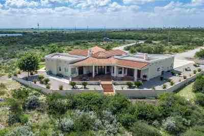 Del Rio TX Single Family Home ACTIVE: $695,000