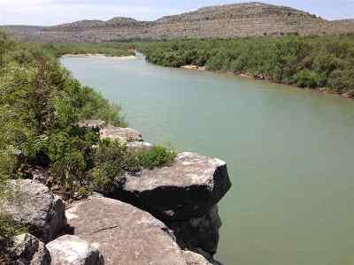 Residential Lots & Land UNDER CONTRACT-OPTION: Rio Pecos Ranch 4, 469 Acres