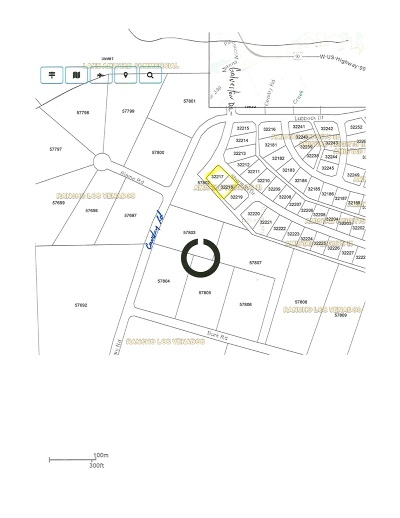 Brackettville, Del Rio, Comstock Residential Lots & Land ACTIVE: Sherman Dr Block 107 Lots 1&2