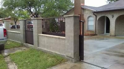 Brackettville, Del Rio, Comstock Single Family Home NEW: 902 W 10th St