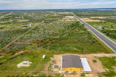 Brackettville, Del Rio, Comstock Residential Lots & Land ACTIVE: 6534 W Hwy 90 West