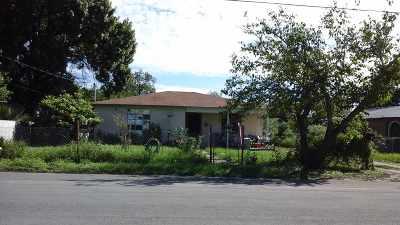 Brackettville, Del Rio, Comstock Single Family Home ACTIVE: 605 E 10th Street