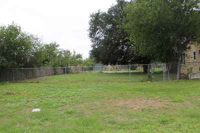 Brackettville, Del Rio, Comstock Residential Lots & Land ACTIVE: 1106 Avenue A