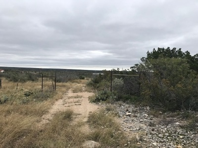 Brackettville, Del Rio, Comstock Residential Lots & Land ACTIVE: Vwr Phase I Lots 15, 18