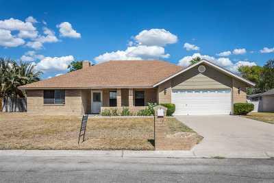 Brackettville, Del Rio, Comstock Single Family Home ACTIVE: 204 White Feather Trail
