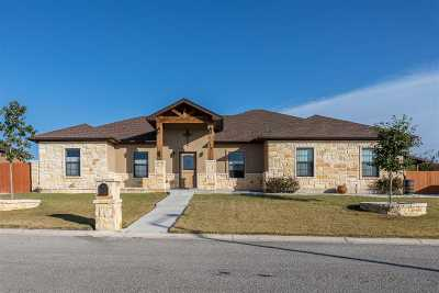 Del Rio Single Family Home UNDER CONTRACT-OPTION: 118 Running Bear Trail