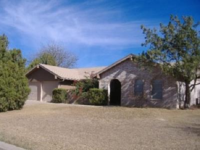 Brackettville, Del Rio, Comstock Rental ACTIVE: 105 Lantana - Rental