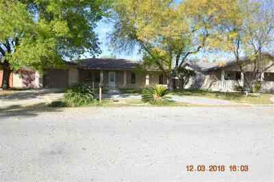 Del Rio Single Family Home NEW: 709 W 11th St