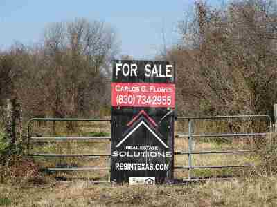 Residential Lots & Land ACTIVE: Las Vacas St Lot 4
