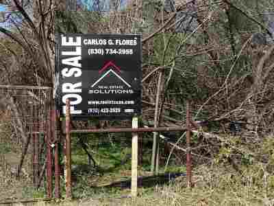 Residential Lots & Land ACTIVE: Las Vacas St Lot 5