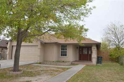 Del Rio TX Single Family Home UNDER CONTRACT-OPTION: $163,000