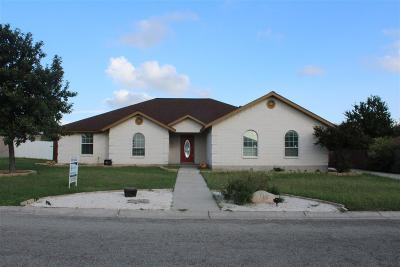 Single Family Home UNDER CONTRACT-OPTION: 116 Saddle Blanket Trail